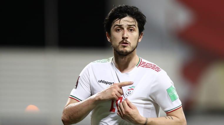 ایران پرستاره شانس اول صعود به جام جهانی