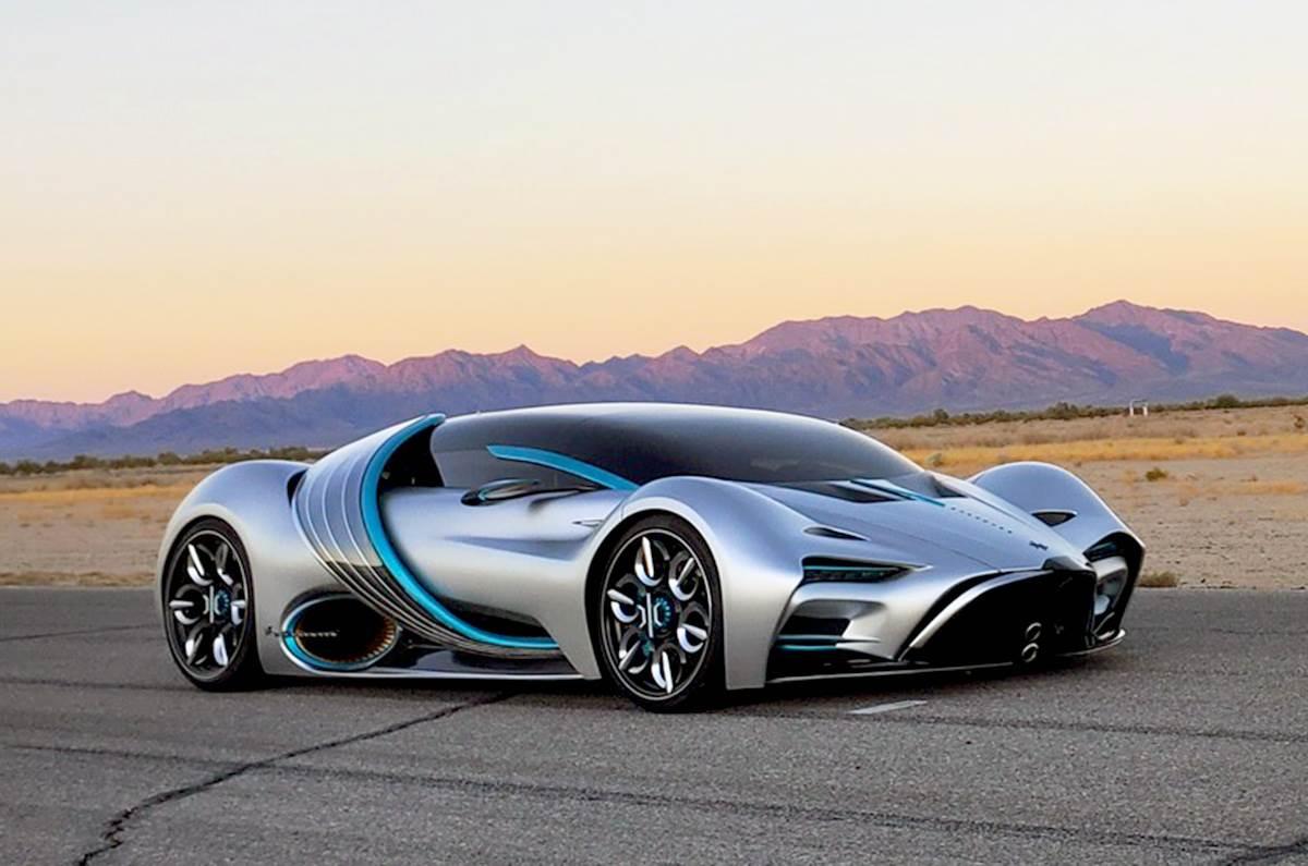 سوپر اتومبیل