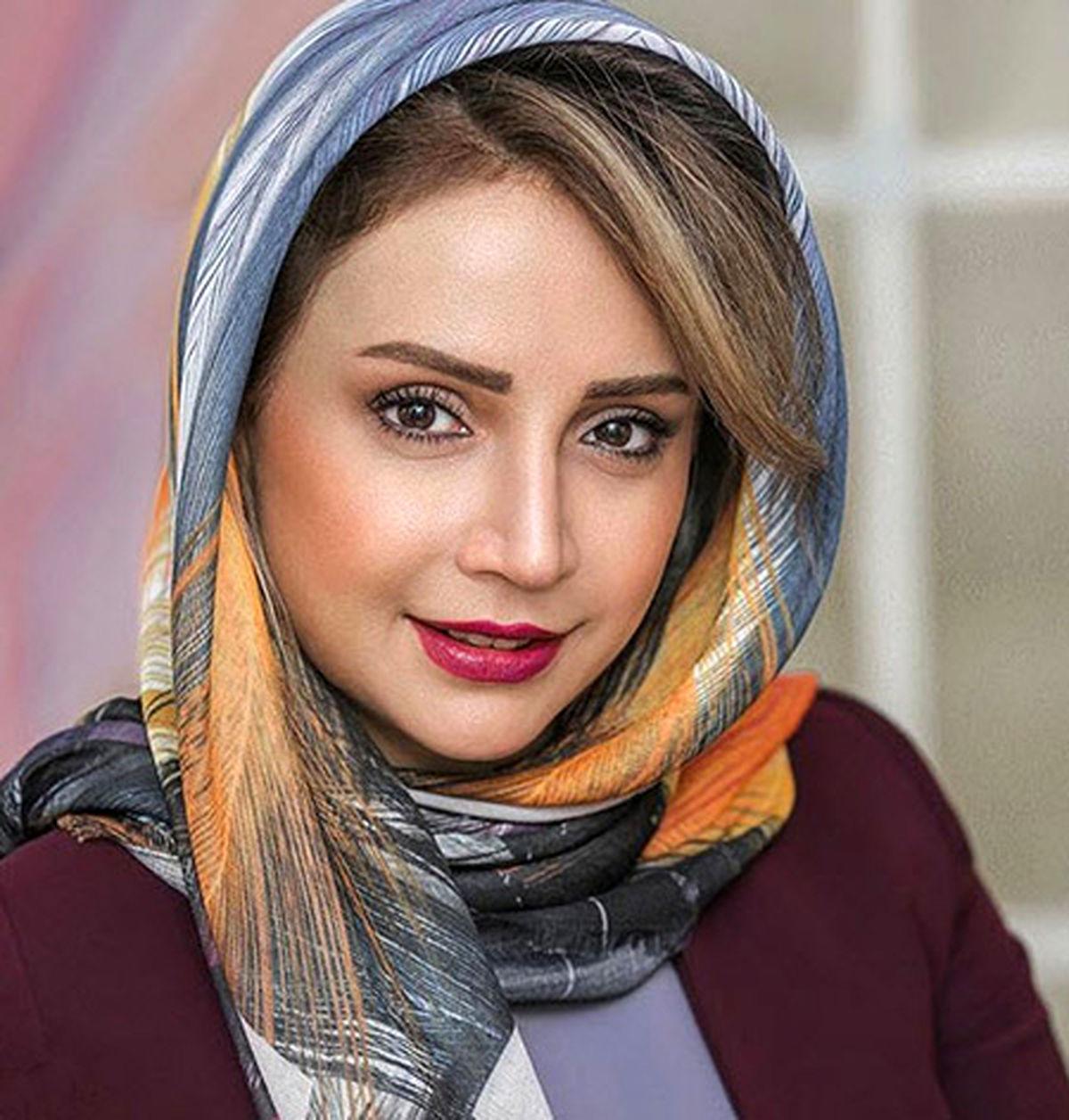 شبنم قلی خانی با شلوار ناجور در استخر + عکس