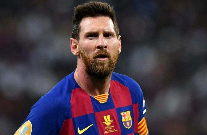 مسی تصمیم به جدایی از بارسلونا گرفت!