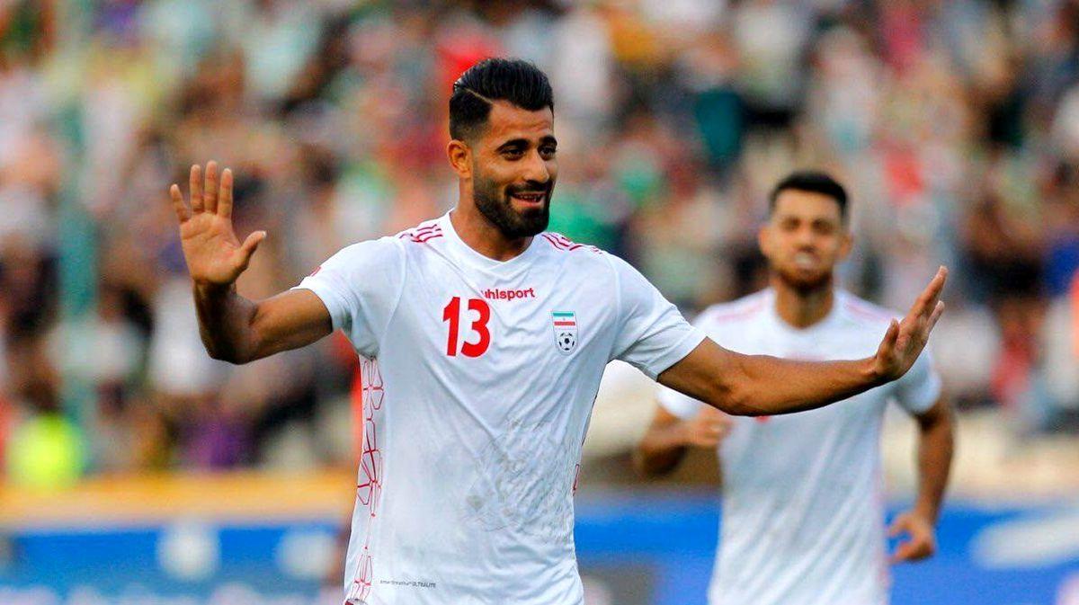 اتفاق جالب؛ کاپیتانی فوتبالیست جنجالی پرسپولیس برای قطری ها !