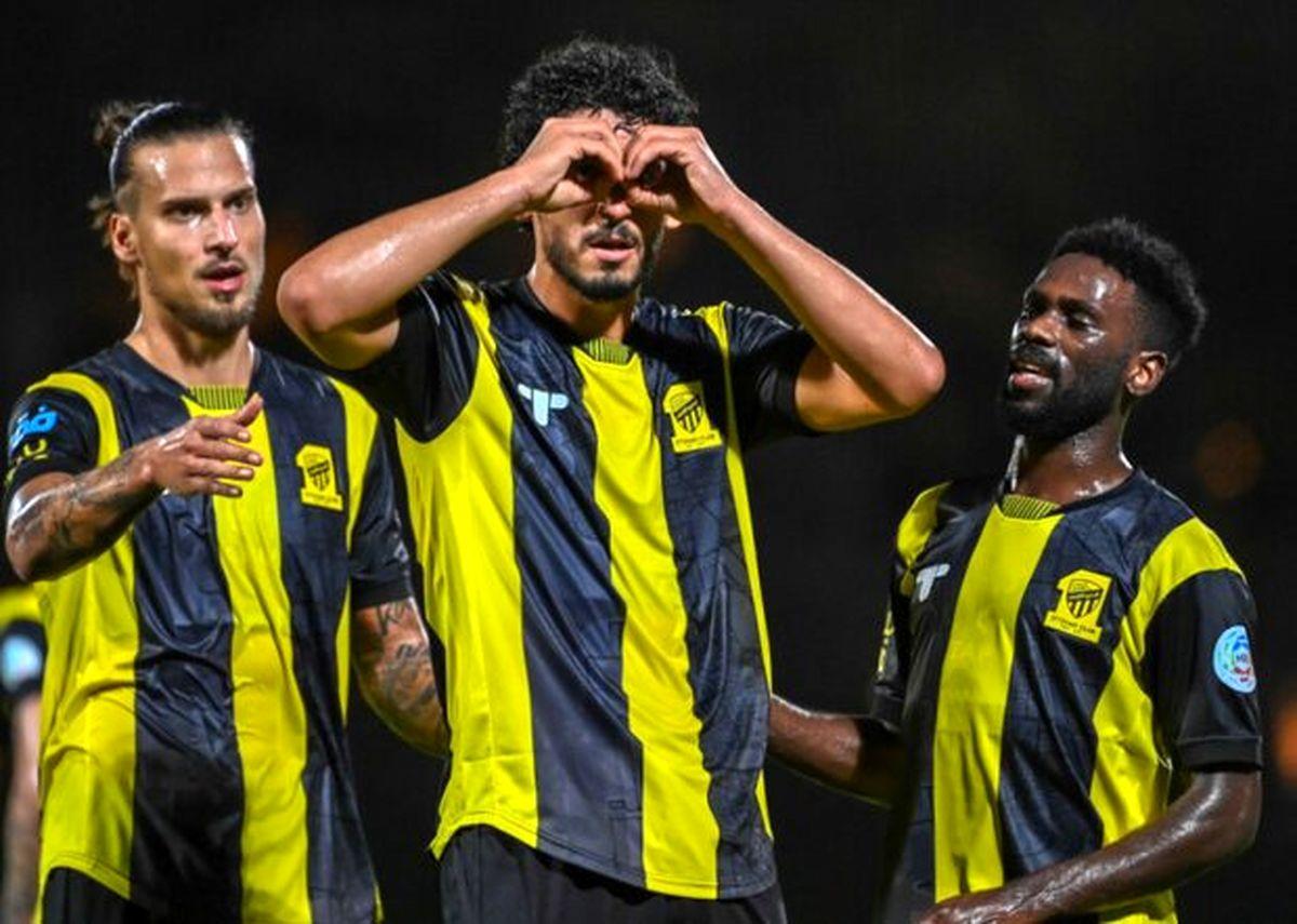 بازگشت الاتحاد عربستان به لیگ قهرمانان آسیا بعد از ۲ سال