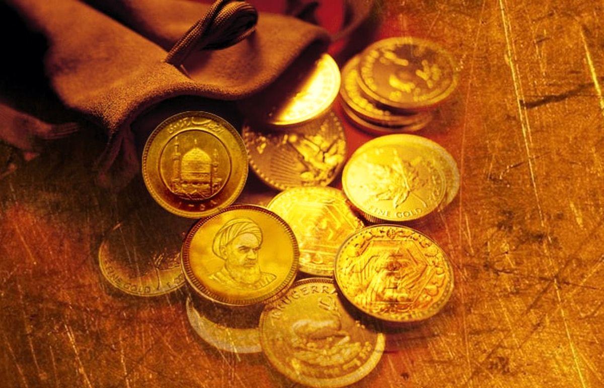 کاهش ۳۰ هزار تومانی قیمت سکه طلا؛ادامه ریزشها