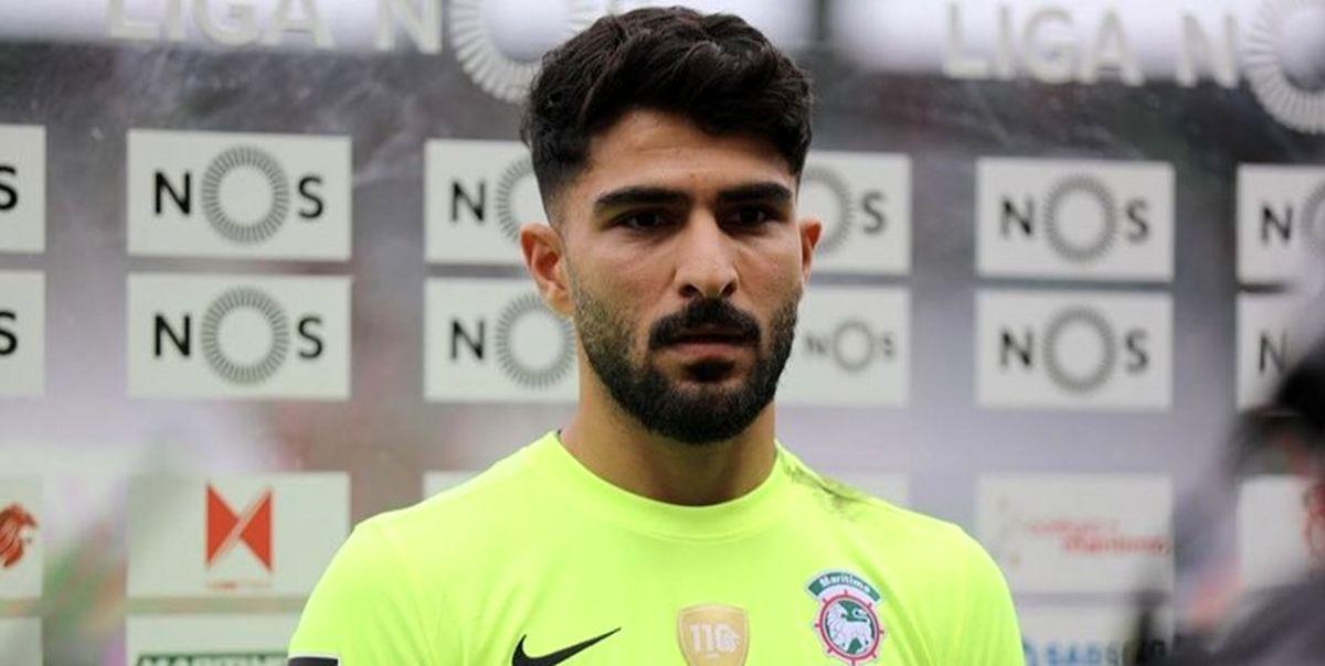 عابدزاده بهترین گلر پرتغال با قرارداد آزاد در پایان فصل