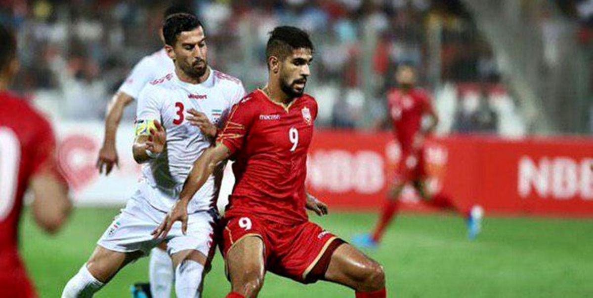امیدواری بحرینیها به شکست ایران