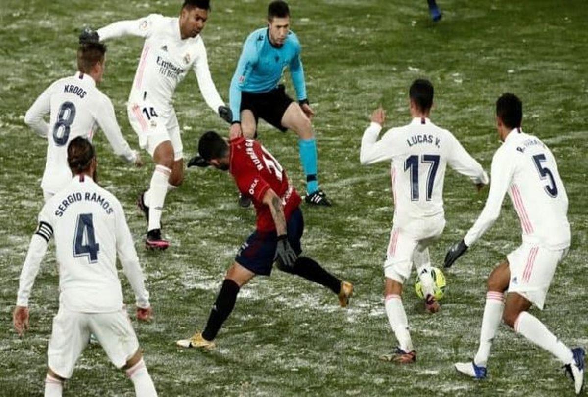 ادعای جنجالی وزیر حمل و نقل اسپانیا؛ مقصر بحران و تساوی رئال مادرید فوتبالی نبود!