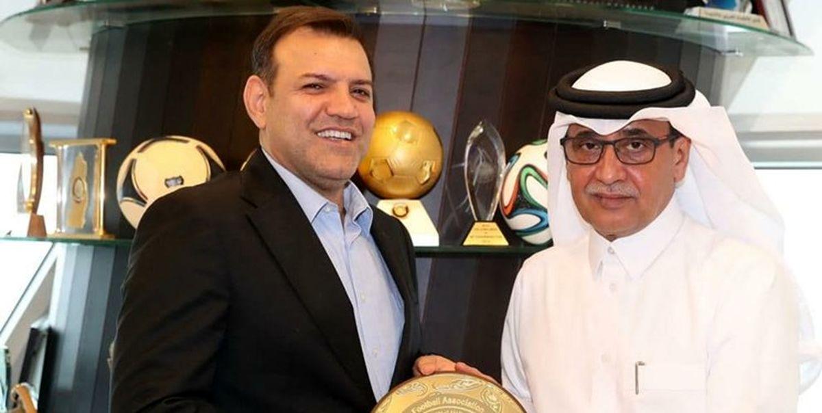 همکاری ایران با قطر در جام جهانی 2022 جدی شد