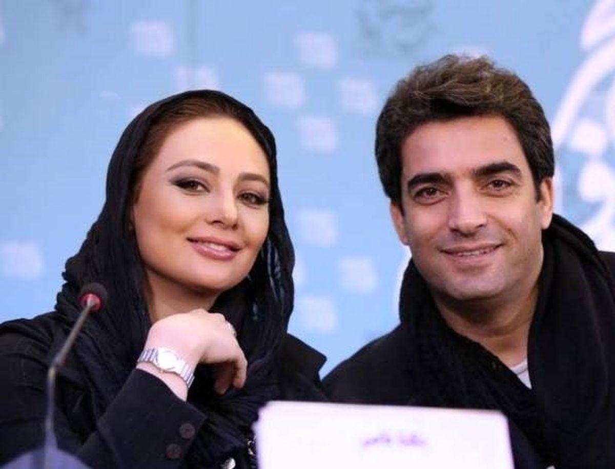 جدیدترین عکس یکتا ناصر و شوهر معروفش+عکس دیدنی