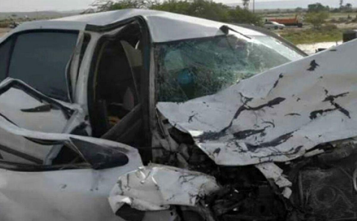 تریلی قیچی کرده  ۱۷ خودرو را له کرد؛حادثه مرگبار در تهران