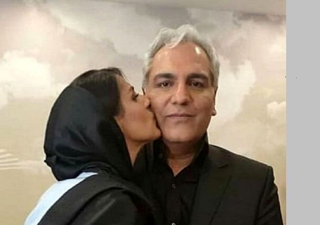 عکس عاشقانه دیده نشده از مهران مدیری و همسرش