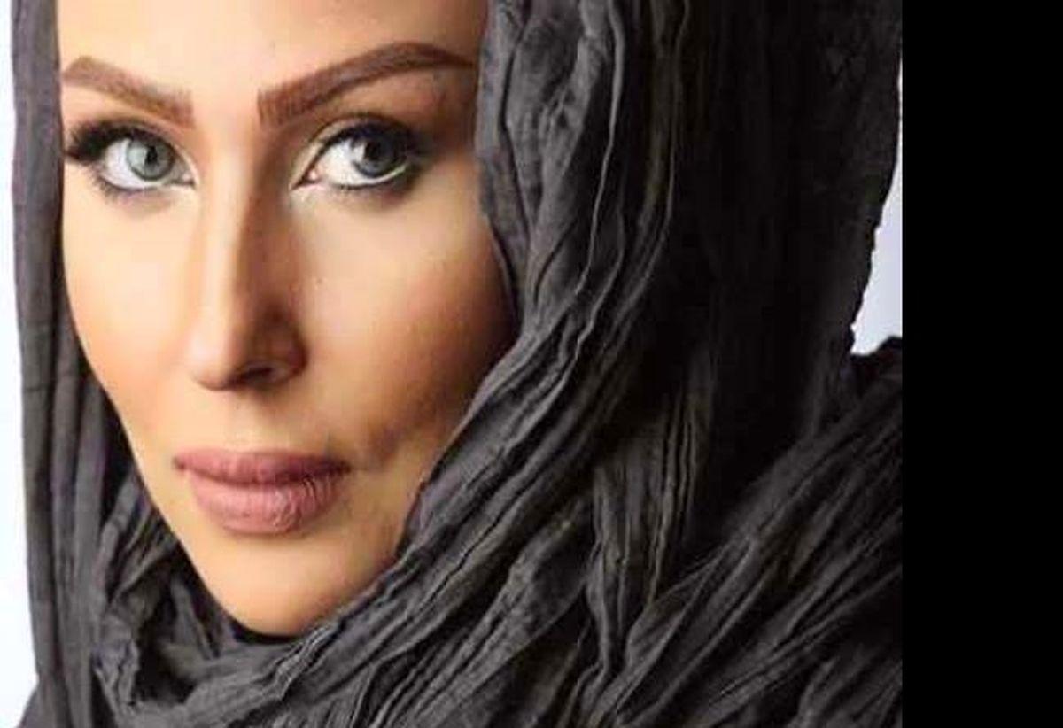 عکس لو رفته از پرستو صالحی با تیپ پلنگی ! + پشت پرده ازدواج و طلاق پرستو صالحی