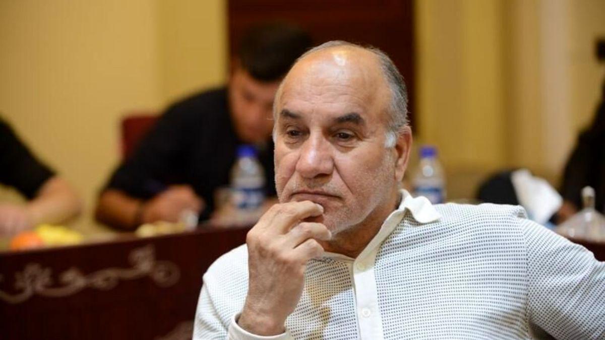 قاسمپور:تیم ملی توریست نمیخواهد،هیات رئیسه در تهران بماند