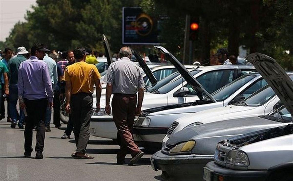 زلزله بزرگ در بازار قیمت خودرو ؛ دلالان خودرو در یک قدمی ورشکستگی؟ + کی خودرو بخریم