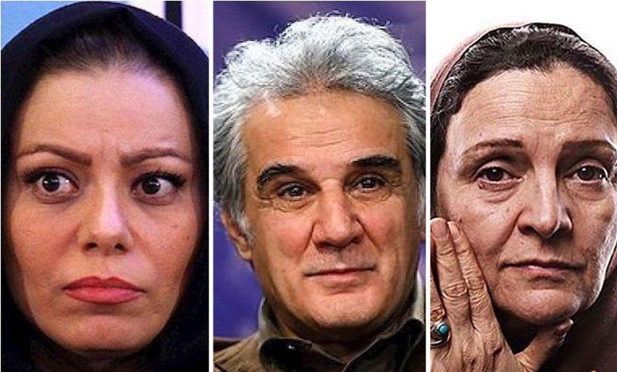 عکس جدید و حاشیه ساز مهدی هاشمی و همسر دومش + عکس های دیده نشده