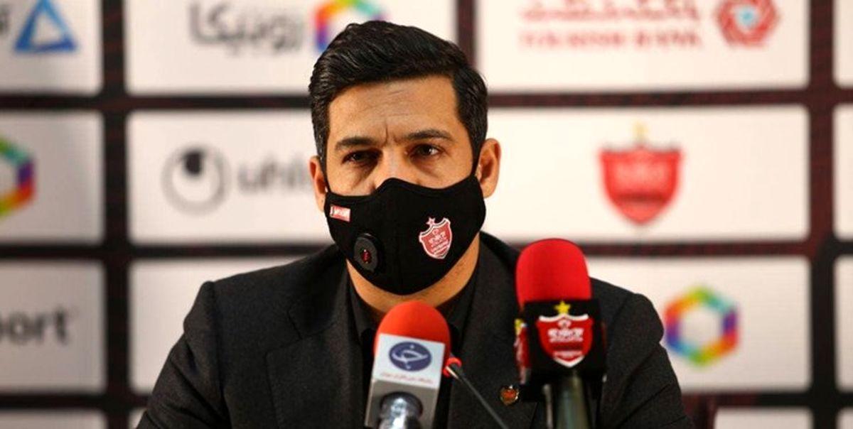 واکنش فوری شکوری به سخنان محمود فکری در برنامه فوتبال برتر