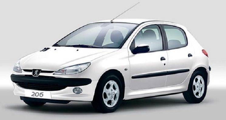 فوری: آغاز پیش فروش ایران خودرو امروز / با 55 میلیون پژو 206 بخرید + لینک ثبت نام