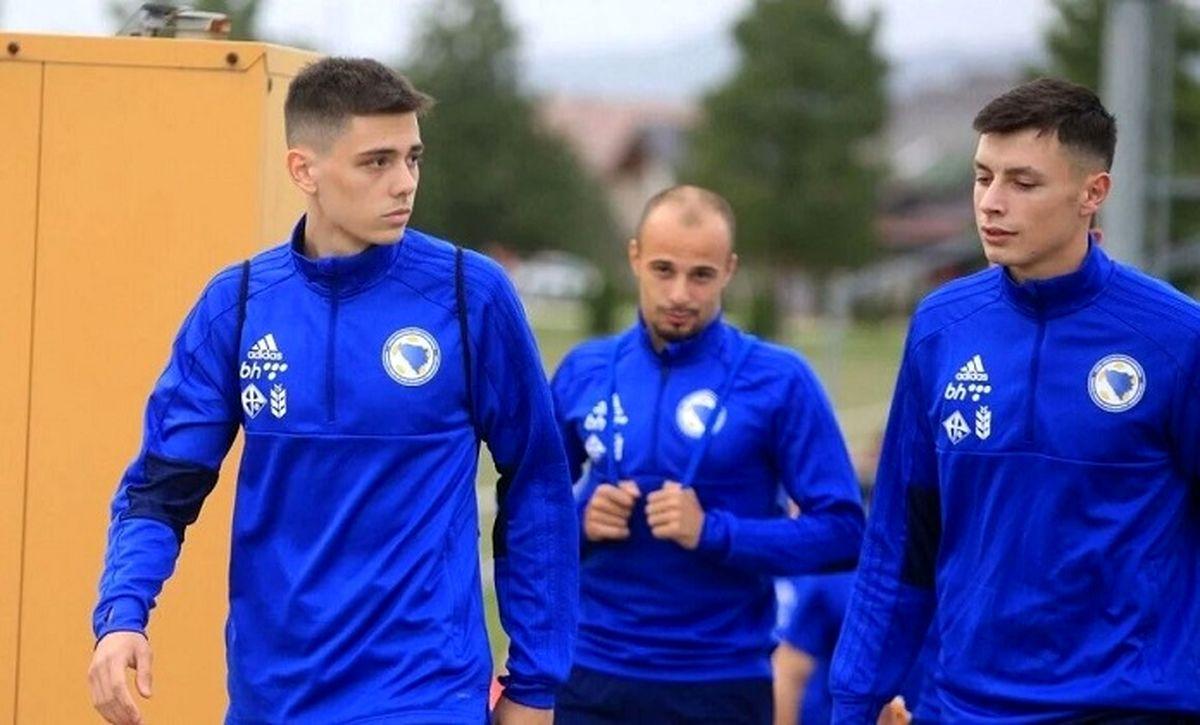 باشگاه سوئدی مانع حضور بازیکنش برای دیدار با ایران