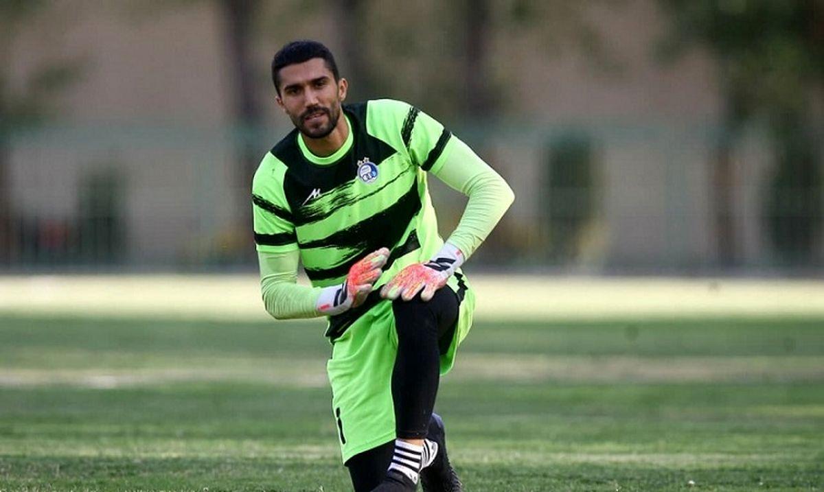پشت پرده غیبت سید حسین حسینی در بازی دوستانه استقلال