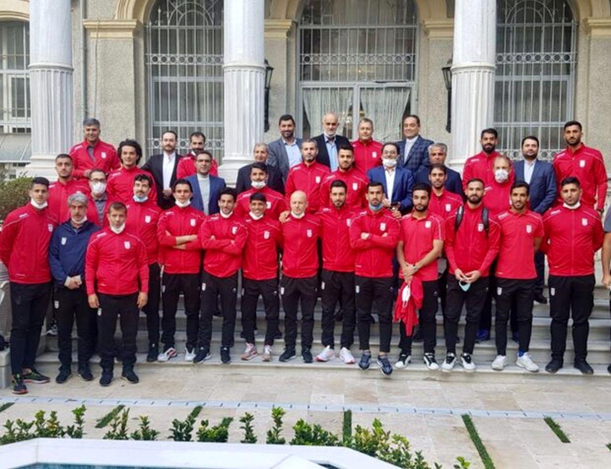 اعلام زمان بازیهای تیم ملی فوتبال در انتخابی جامجهانی
