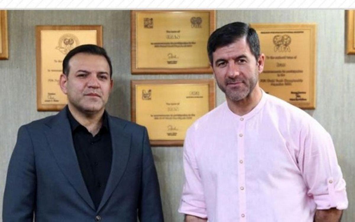 پای عزیزی خادم هم به ماجرای حضور باقری در تیم ملی باز شد !