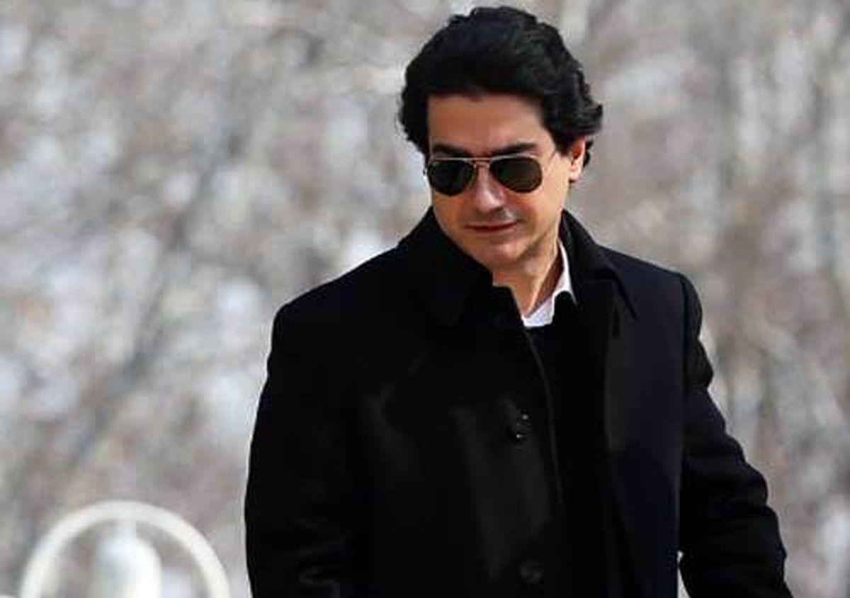 آواز زیبای همایون شجریان بر مزار پدر|هفدهم مهرماه سالگرد درگذشت خسروی آواز ایران