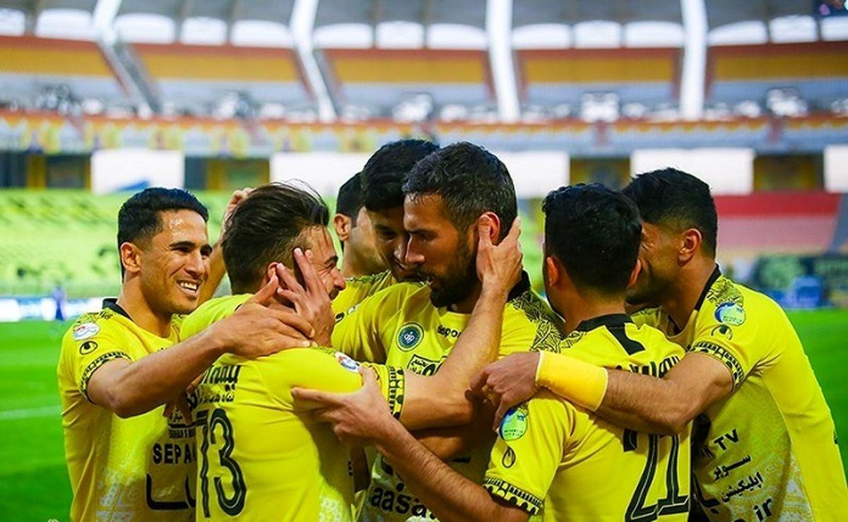 تیم منتخب هفته پایانی نیم فصل اول لیگ برتر فوتبال