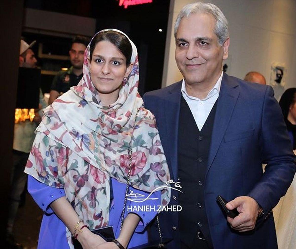 عکس مهران مدیری و فرزندانش با تیپ جنجالی/ این زن همسر مهران مدیری است؟ + عکس