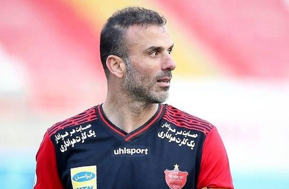 رقم عجیب قرارداد سیدجلال حسینی با پرسپولیس افشا شد
