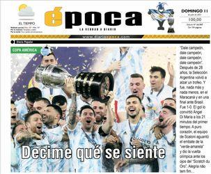 مطبوعات آرژانتین