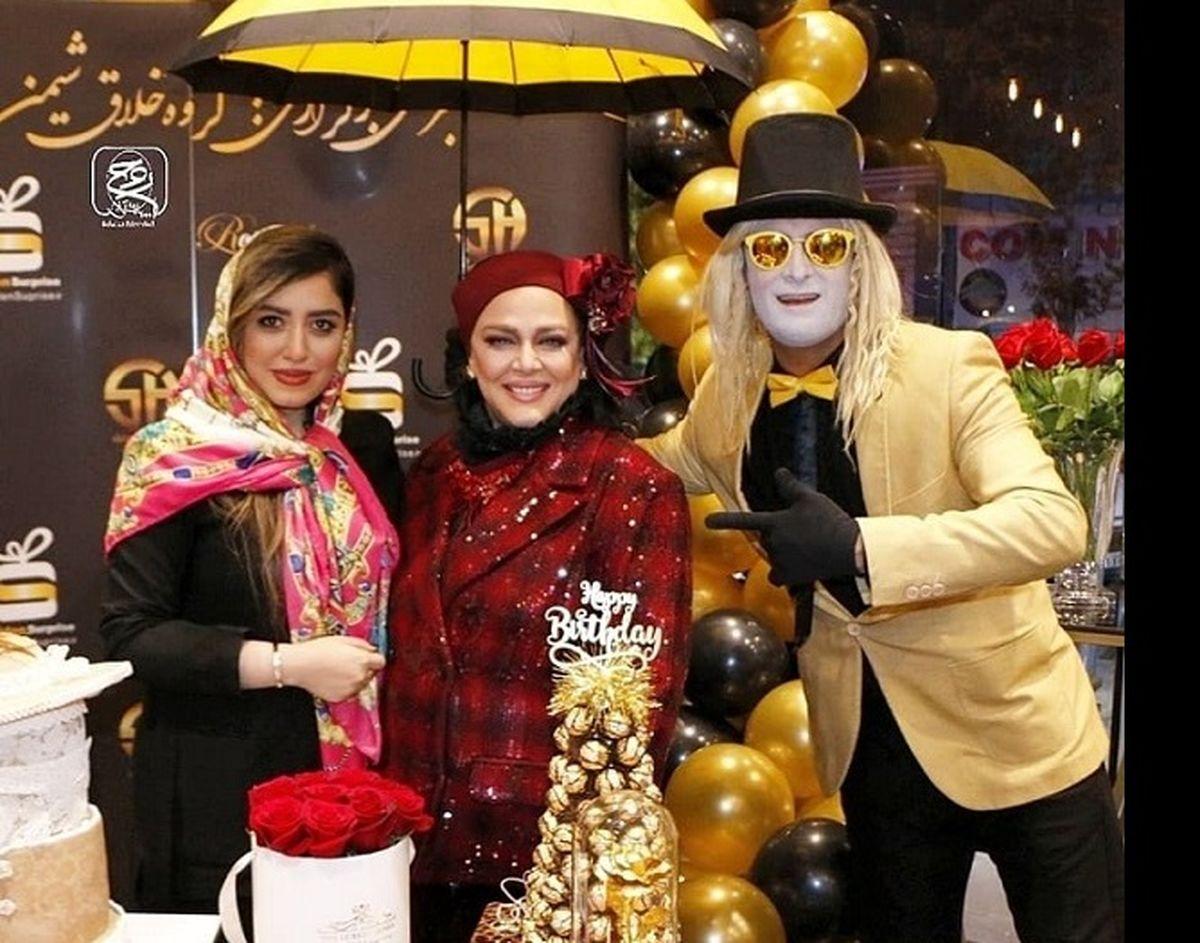 جشن تولد لاکچری بازیگران زن در اوج کرونا + عکس های عجیب و دیده نشده