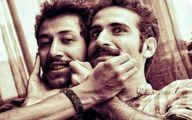 عکس بهرام افشاری در آغوش دوقلوهای مشهور پایتخت همه را شوکه کرد + عکس لو رفته