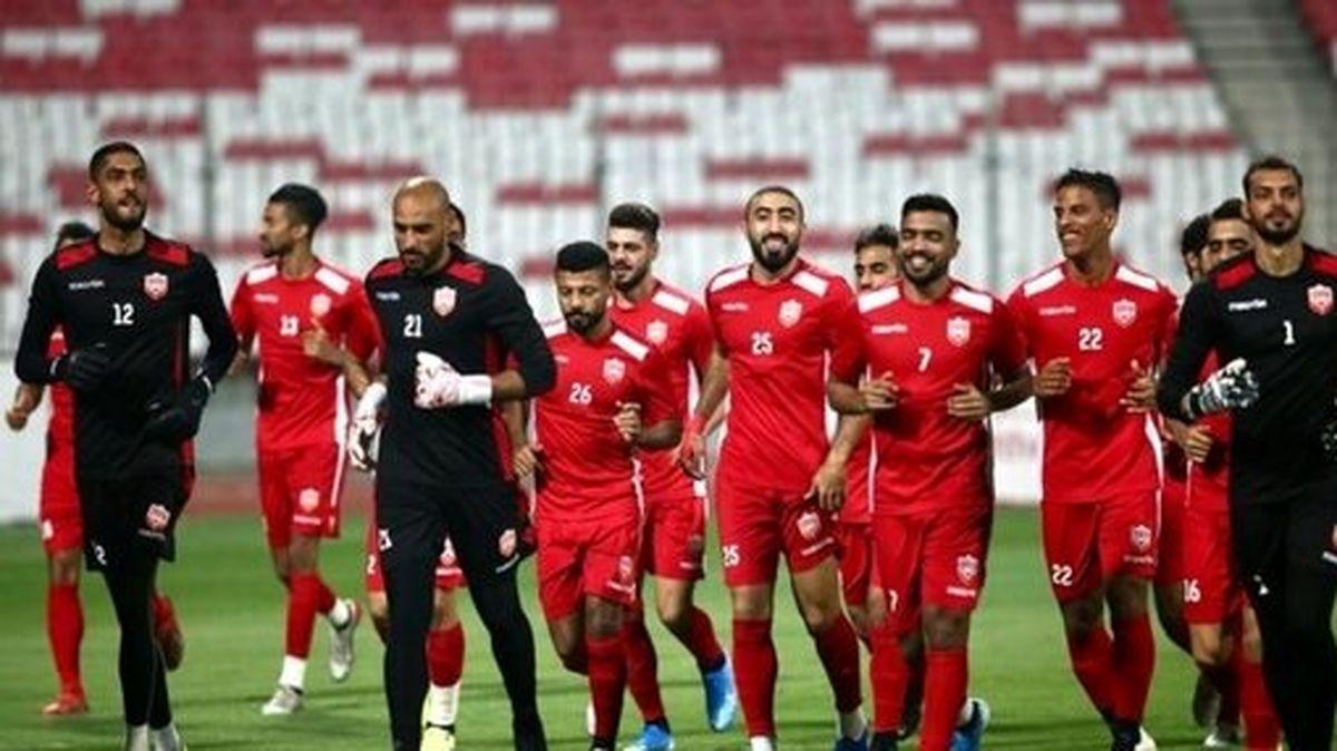 شکست بحرین در شب برد ایران!