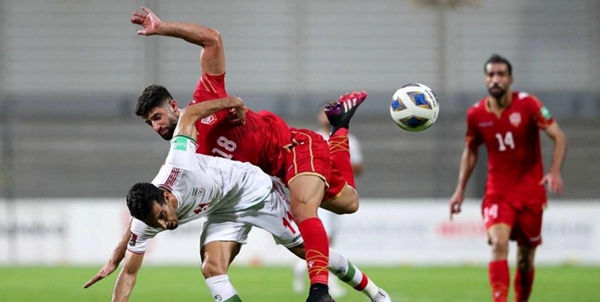 الکاس:ایران قاطعانه بحرین را جا گذاشت
