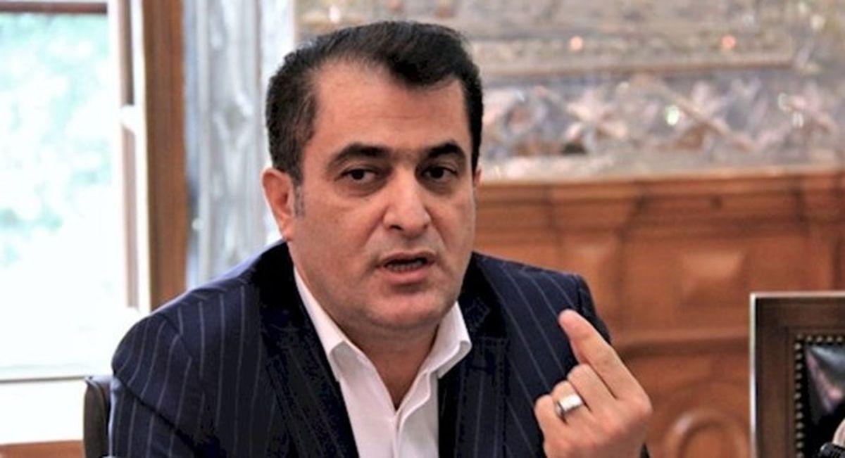 واکنش تند رئیس هیئت مدیره استقلال به یک اتهام بزرگ !