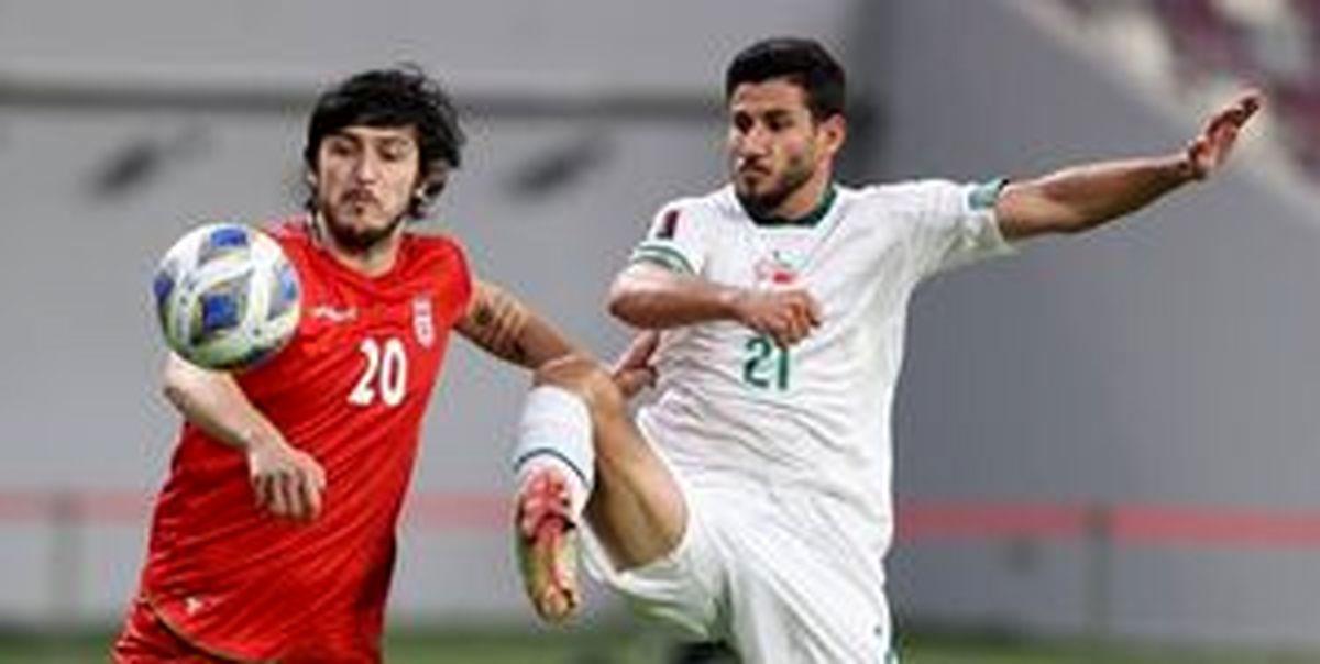 عبدالله وبران:تیم ملی ایران قدرت اول است