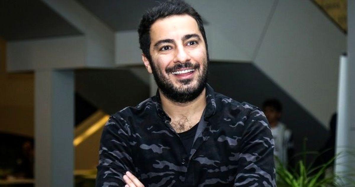 تبریک تولد عاشقانه نوید محمدزاده به فرشته حسینی جنجال به پا کرد+ فیلم لو رفته تولد