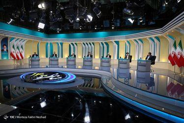دومین مناظره نامزدهای انتخابات1400