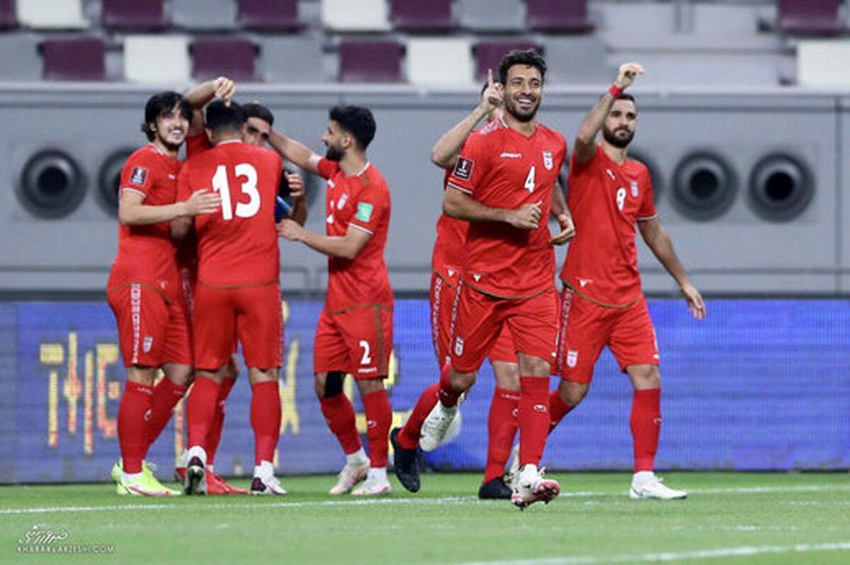 ببینید شاهکار VARونجات تیم ملی مقابل امارات