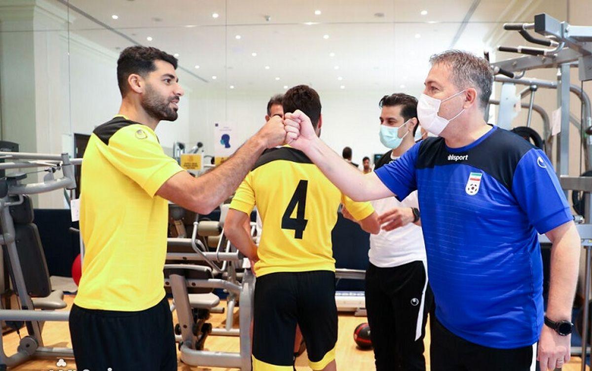 فاش شد: لیست محرمانه اسکوچیچ برای بازی مقابل امارات!