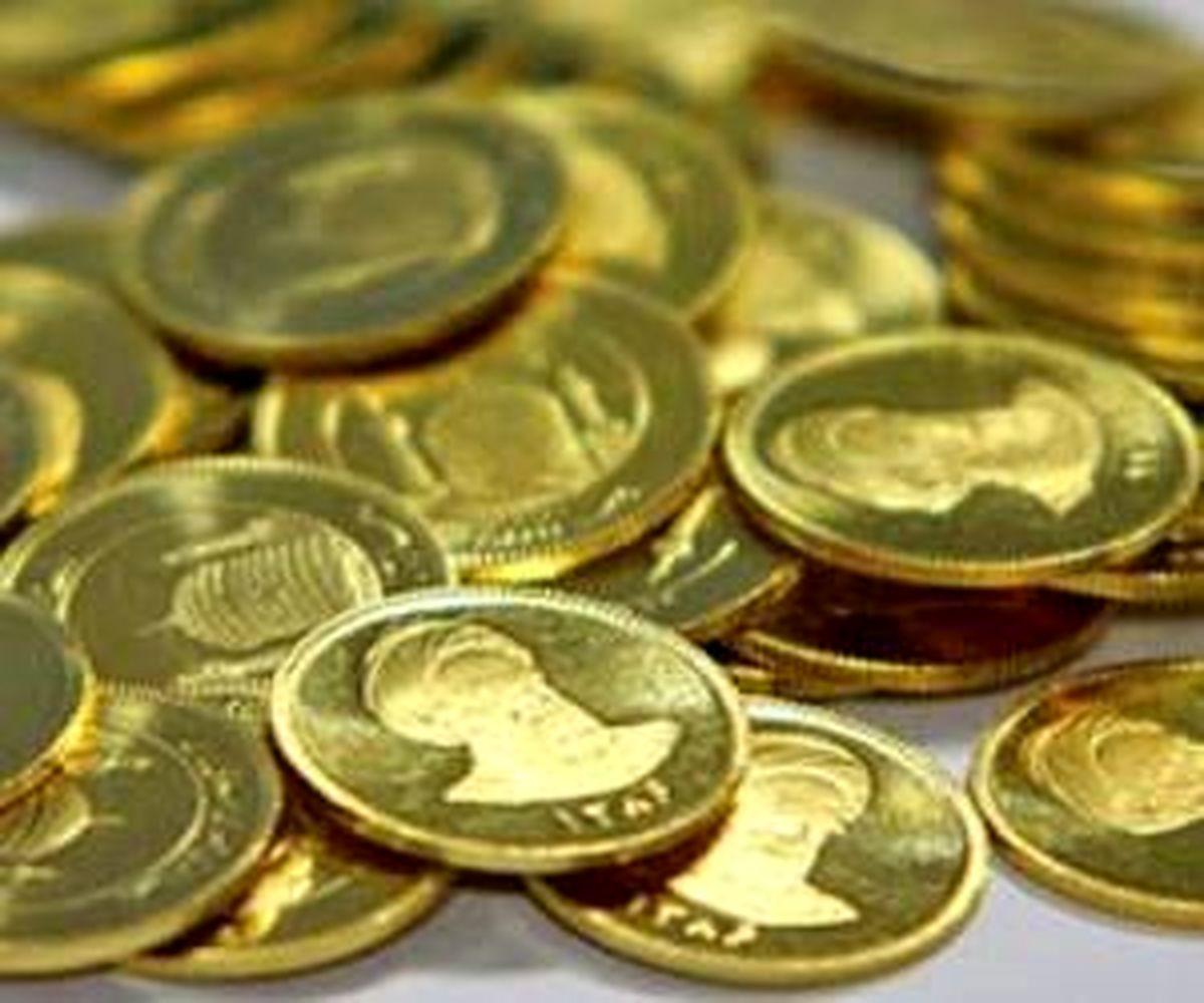 قیمت سکه طلا  در بازار سبزه میدان تهران