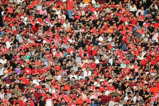 طرفداران پرسپولیس، سوژه جدید AFC + عکس