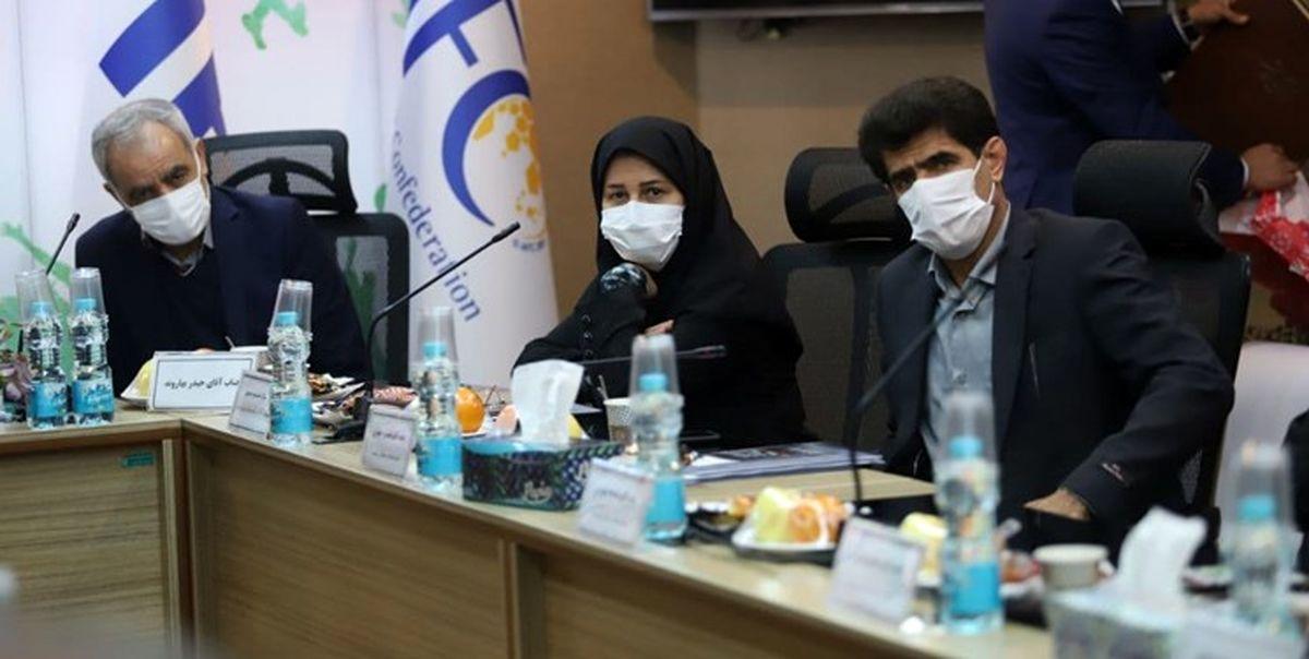 واکنش زهره موسوی به استعفا از فدراسیون فوتبال