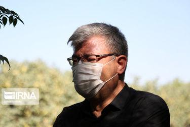 تشییع و تدفین پیکر دو بانوی خبرنگار فقید