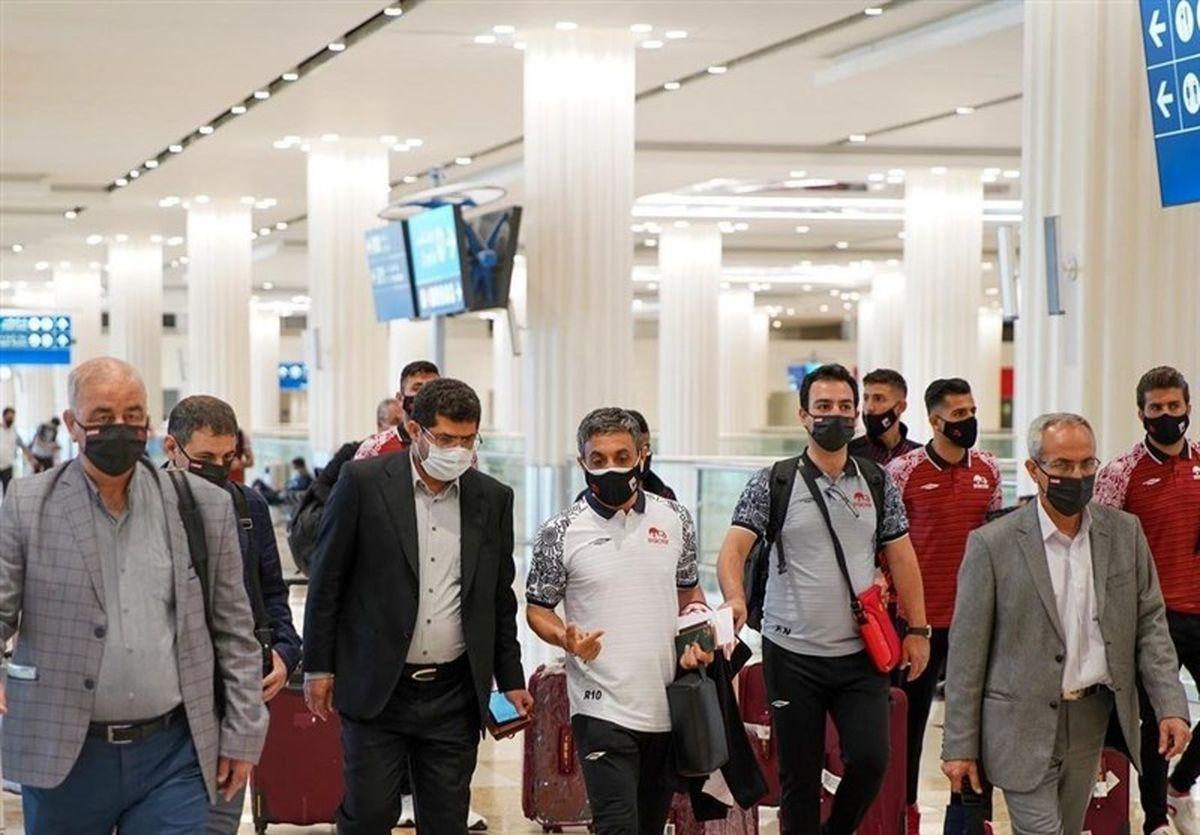اتفاق عجیب در اردوی تراکتور/ مدیرعامل قرنطینه را ترک کرد و به دبی رفت!