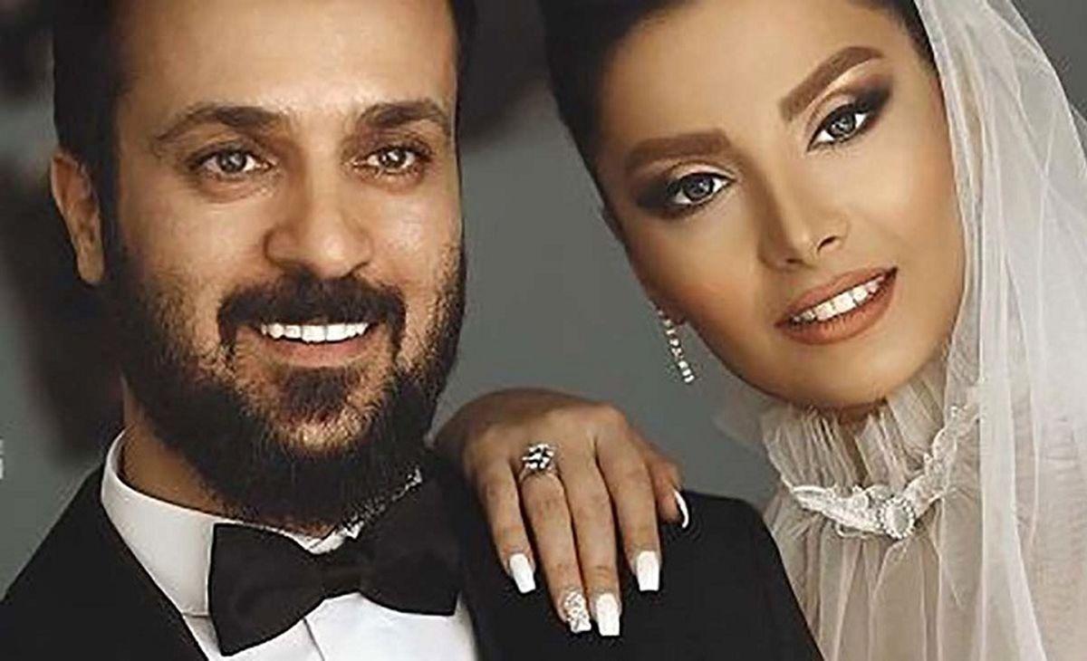 عکس جذاب عروسی زنان و مردان بازیگر ایرانی!