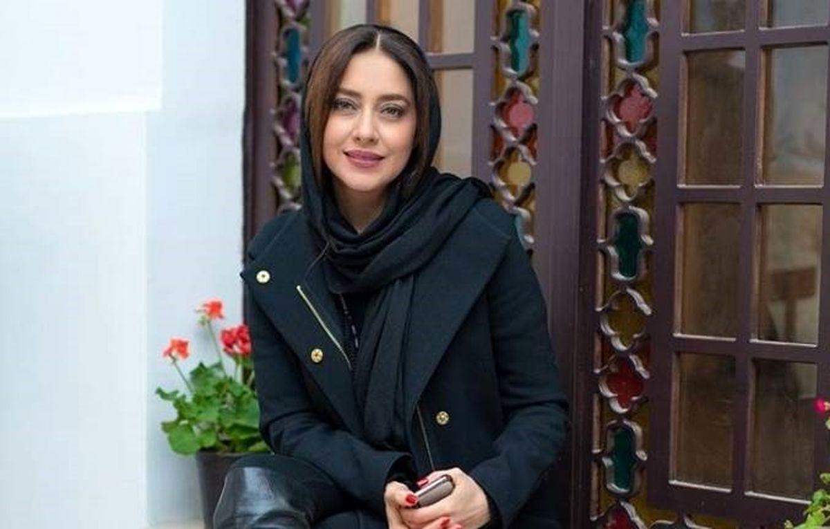 تبریک جنجالی بهاره کیان افشار به مناسبت روز بازیگر +فیلم لو رفته