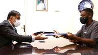 یامگا:امیدوارم با استقلال قهرمان شویم