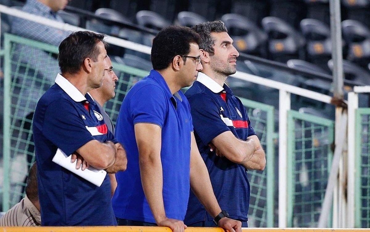 بازگشت زیدان استقلال به فوتبال!