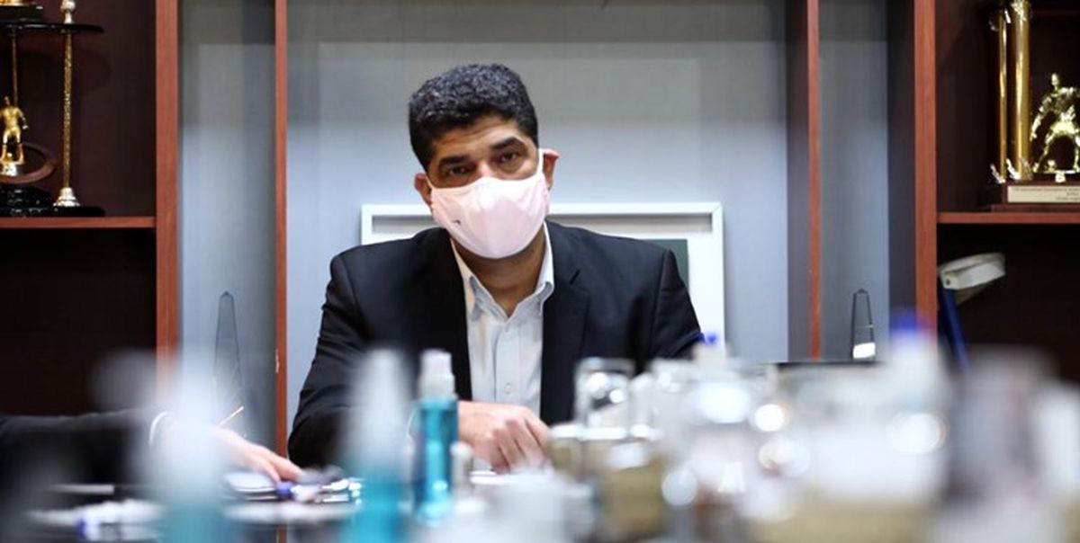 خبرمهم از فدراسیون فوتبال؛علی جوادی در اعتراض استعفا داد؟