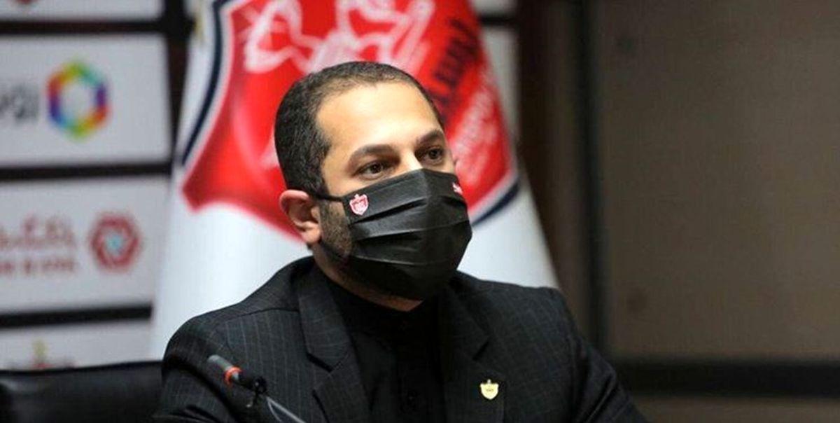 اخبار مهم پرسپولیس: از فرهاد مجیدی شکایت کردیم